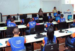 Senac Paraíba inicia mais de 20 cursos esta semana pelo estado