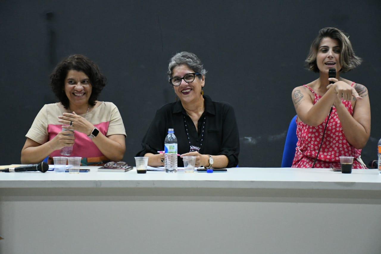 WhatsApp Image 2019 11 13 at 21.41.52 1 - Manuela d'Ávila lança seu novo livro na VI Semana de Jornalismo VH e, participa de debate ao lado de Estela Bezerra