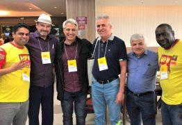 Jeová apresenta trabalho da Frente Parlamentar da Água e da Agricultura Familiar na Conferência Nacional do PSB no Rio