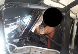 ALERTA: Mulher morre em colisão contra caminhão e perícia inicial mostra que ela estaria no celular no momento do acidente – IMAGENS FORTES