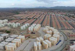 CONSTRUÍDO COM RECURSOS DO 'MINHA CASA, MINHA VIDA': complexo habitacional Aluízio Campos será inaugurado nesta segunda-feira em Campina Grande
