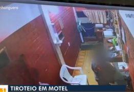 Atendente de motel é baleado por policial militar – VEJA VÍDEO