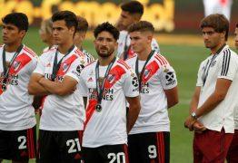 'Não parava de chorar': os bastidores do River Plate e a fala de Gallardo após título do Flamengo