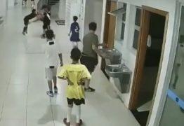 Homem agride menino de 11 anos durante briga de crianças no Distrito Federal