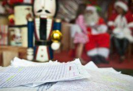 PAPAI NOEL DOS CORREIOS: Mais de 8 mil cartas ainda aguardam adoção