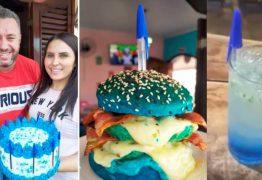 DRINK, BOLO E HAMBÚRGUER: Caneta Azul ganha espaço até na área gourmet – VEJA VÍDEO