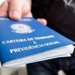 carteira de trabalho 150x150 - Paraíba gera mais de 6,1 mil empregos formais em 2019, melhor resultado em 5 anos