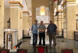 Catedral de Campina Grande aprimora ainda mais sua beleza artística
