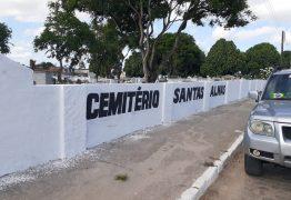Serviços de melhorias são intensificados nos cemitérios de Santa Rita