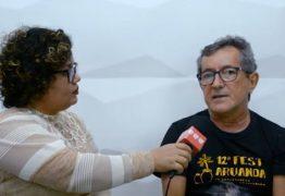 FAZER CINEMA É DEMOCRÁTICO? Bertrand Lira reclama da redução de incentivo à cultura – VEJA A ENTREVISTA