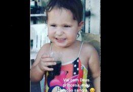 TRAGÉDIA: Criança de dois anos morre afogada em balneário no Sertão da Paraíba