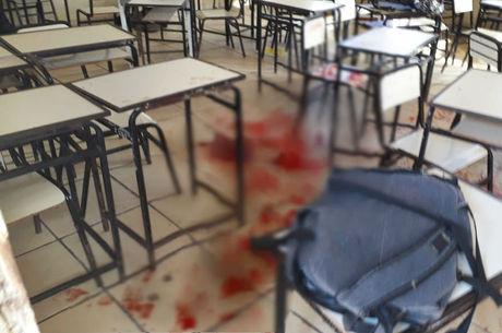 escola carai 07112019102156665 - TIROS EM CARAÍ: Dupla atira contra alunos em escola de MG e fere 2, diz PM