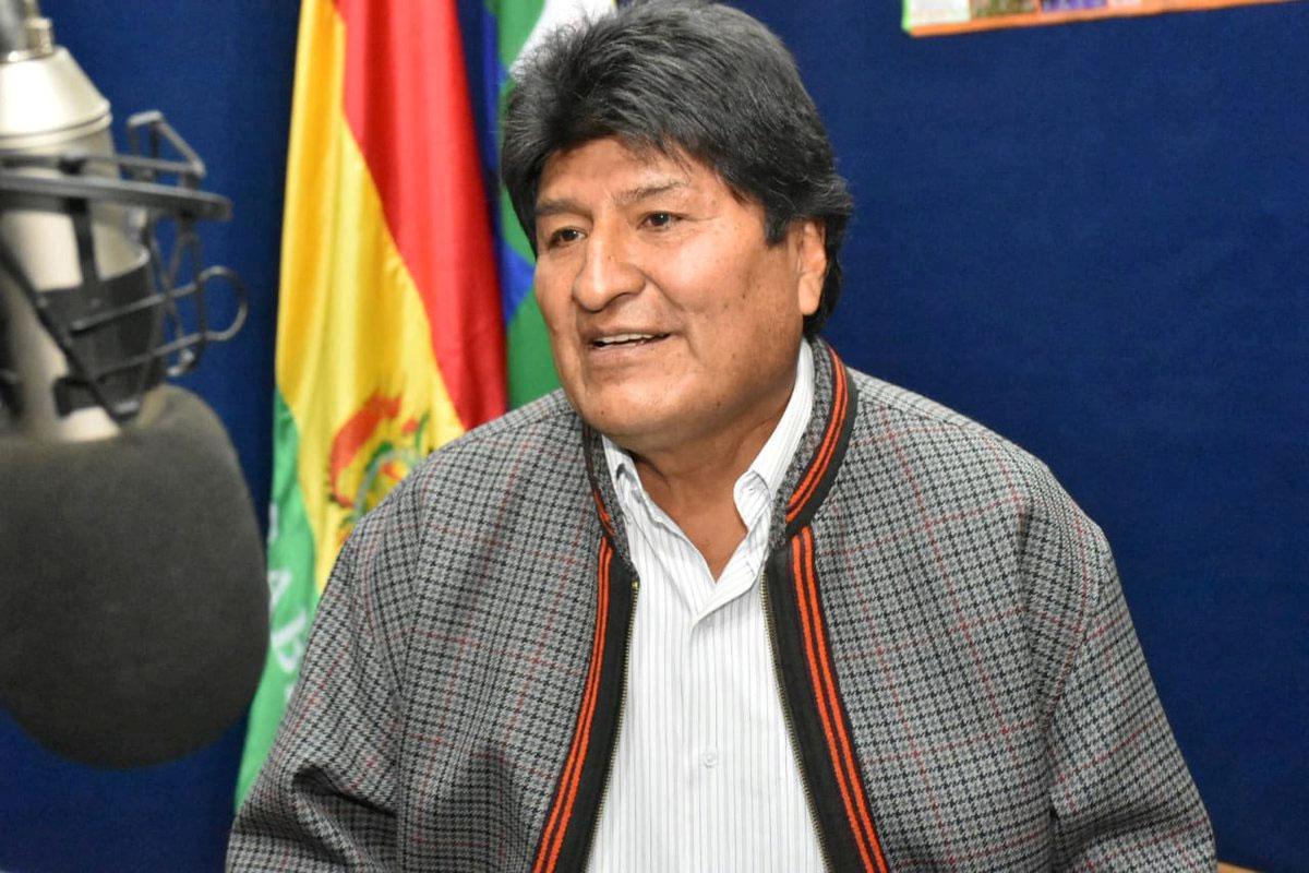 evo morales 1 - PT emite nota defendendo Evo Morales e acusando direita de usar violência em busca de golpe