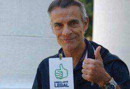 Ex-ator da Globo consegue licença de ambulante para vender alimentos