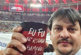 MAIA NO JOGO DO MENGÃO: 'Depois as respostas virão, e como virão', diz Fábio Maia após exoneração do governo