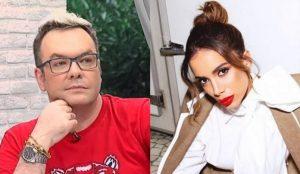 felipeh campos e anitta 696x403 300x174 - Web se revolta com jornalista após comentário polêmico sobre Anitta