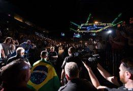 Após sucesso de público em São Paulo, UFC promete três eventos no Brasil em 2020