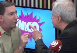 Rádio Jovem Pan lamenta agressão a Glenn: 'a empresa repudia com veemência esses comportamentos'