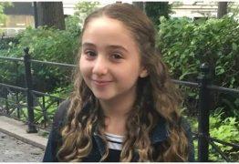 LUTO: Atriz mirim Laurel Griggs morre aos 13 anos