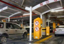 Lei que garante carência de 20 minutos em estacionamentos de shoppings é sancionada na PB