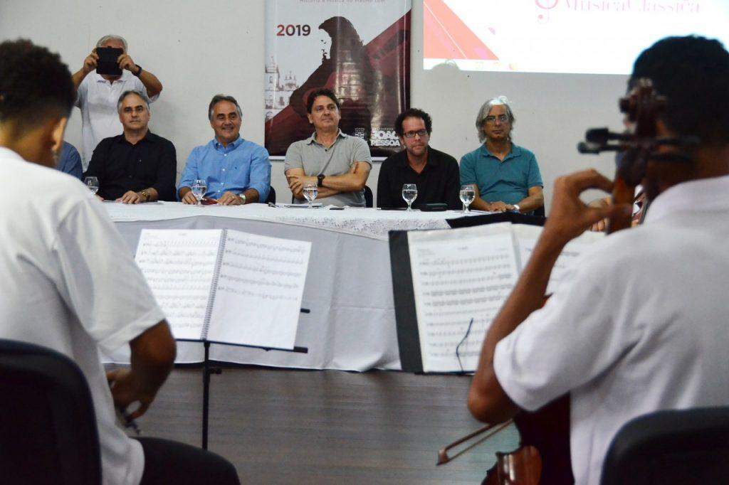 lançamento FIMC foto dayseeuzebio1 1024x682 - 7º Festival Internacional de Música Clássica homenageia a Bossa Nova