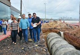 Governo Federal autoriza recursos para obra da Barreira do Cabo Branco