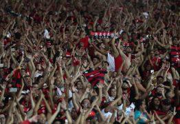 Em caso de título, festa do Flamengo será no centro do Rio