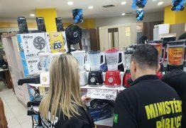 FRAUDE: Mais de 30 lojas de João Pessoa são notificadas por maquiar preços de produtos na Black Friday