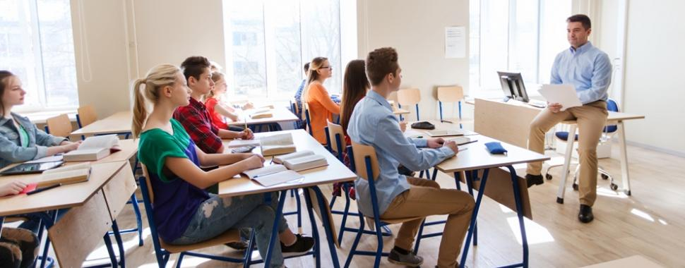 professor em sala 1 0 - Prefeitura de João Pessoa abre edital para contratação de professores em escola bilíngue