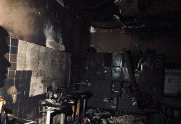 CONFUSÃO EM SANTA RITA: Aulas são suspensas após criminosos invadirem escola e causarem incêndio em ar-condicionado