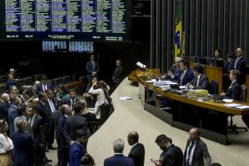 sessão do Congresso nov 868x644 360x240 - Congresso derruba veto de Bolsonaro e permite formação de federação partidária