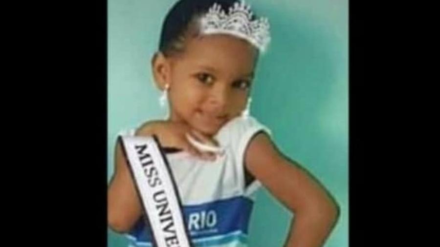 stanc - 'Mãe, não chora não', disse menina de 5 anos antes de morrer baleada