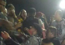 Jogadora denuncia agressão de PM em partida do Campeonato Paraibano Feminino