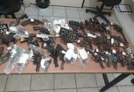Bandidos invadem fórum na Paraíba, amarram juiz e vigilante e fogem levando mais de 70 armas – VEJA VÍDEO