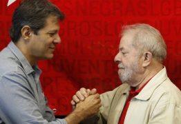 Lula sonha em disputar eleição presidencial, mas quer Haddad como 'plano B'