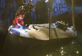 Polícia intercepta submarino 'caseiro' com 3 mil quilos de cocaína