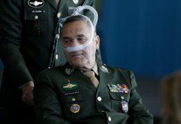 Ex-chefe do Exército diz ser 'favorável' à liberação de remédio à base de maconha
