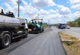 Obra em Campina Grande é retomada após impasse gerado pelo processo de desapropriações