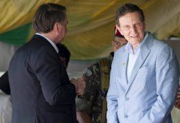 Bolsonaro diz gostar de Crivella, mas evita declarar apoio a ele para 2020