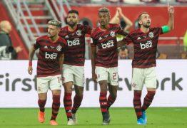 Dupla do Flamengo está entre os 100 melhores jogadores do mundo