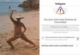 Mulher de Maria Gadú posa de topless e tem foto excluída no Instagram