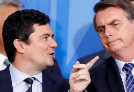 'É muito cedo para falar em eleições', diz Bolsonaro sobre Moro como futuro vice