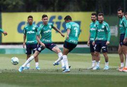 Com nervos à flor da pele, Palmeiras busca 'carimbar faixa' do Flamengo