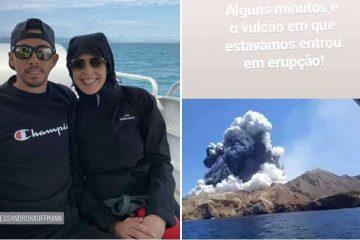 20191209084309571335a 360x240 - FOI POR POUCO! Casal de brasileiros escapa de vulcão que matou ao menos 5 pessoas na Nova Zelândia