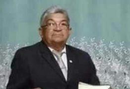'MONTE SANTO': Pastor morre durante oração no Sertão da PB