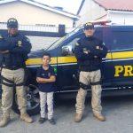2d152ec5 d619 40c4 b6bb b530768796b7 150x150 - SURPRESA: Na Paraíba, menino realiza sonho de ter a PRF em aniversário de 8 anos