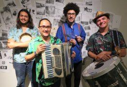 'Natal na Usina' traz forrobodó de Os Fulano para a Tenda da Música