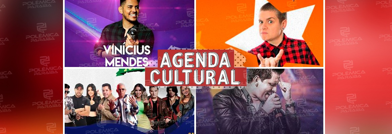 3f204c58 17fd 4587 bc94 c6a13174c34d - AGENDA CULTURAL: Mais um fim de semana recheado de eventos em João Pessoa - Confira