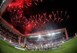 Mandante no Brasileiro 2019, Atlético-MG tem 217 mil de prejuízo nas rendas