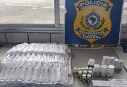 BENÇÃO DA MAIORIDADE: Mulher é presa com 5kg de cocaína no dia de aniversário de 18 anos, diz PRF